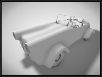 Car Speed Model