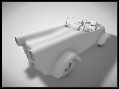 Car Speed Model