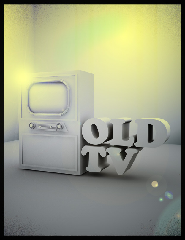 The Old TV Set
